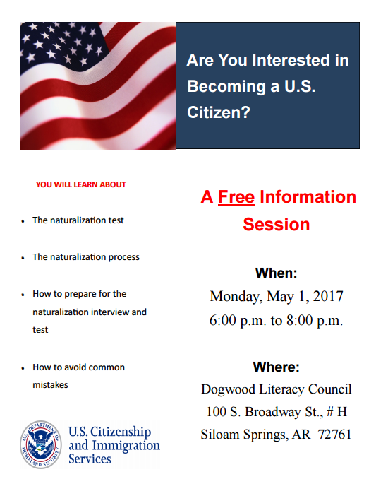 citizenship flyer 2017